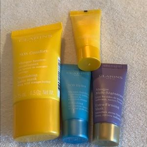 Clarins Mask Lot